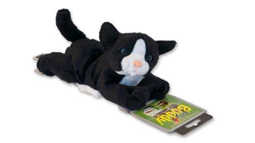 Eurax Belt Buddy - Tuxedo Cat